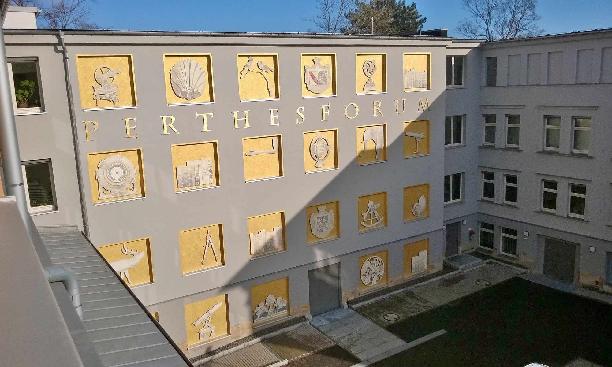 Forschen in Gotha