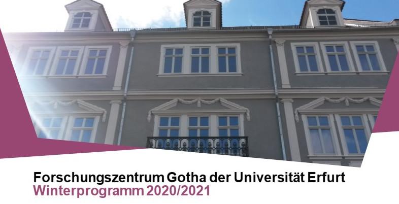 Außenansicht des Forschungszentrums Gotha