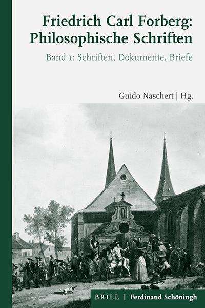 Umschlag Forberg-Edition